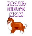 Proud Sheltie Mom