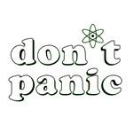 Don't Panic Black