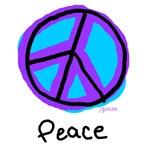 Peace Sign Doodle