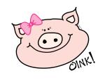 Oink Girl Pig