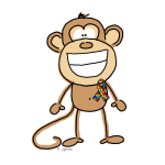 Autism Monkey
