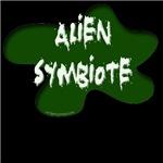 Alien symbiote/pregnancy