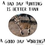 Bad hunting day