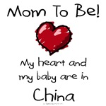 Mom to be China adoption