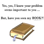 Have you seen my book