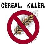 Cereal. Killer. Gluten free, celiac