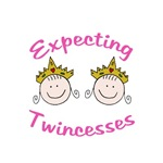 Expecting Twincesses