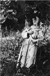 St. Francis, Patron Saint of Animals (bw)