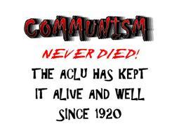 COMMUNISM NEVER DIED