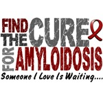 Find the Cure Amyloidosis Tees and Merchandise