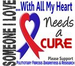 Needs a Cure 3 Pulmonary Fibrosis Apparel