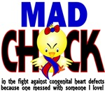 Mad Chick 1 CHD Merchandise and Tees