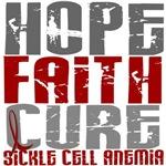 Hope Faith Cure Sickle Cell Anemia Merchandise