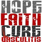 Hope Faith Cure Vasculitis Apparel
