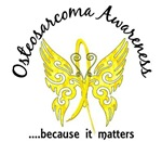Butterfly 6.1 Osteosarcoma Gifts