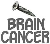 Screw Brain Cancer 2.1 T-Shirts & Apparel