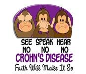 See Speak Hear No Crohn's Disease 1
