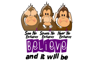 See Speak Hear No Epilepsy 3