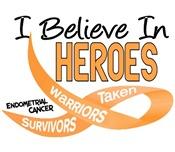 I Believe In Heroes ENDOMETRIAL CANCER
