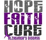 HOPE FAITH CURE Alzheimer's Disease