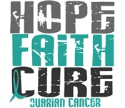 HOPE FAITH CURE Ovarian Cancer