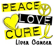PEACE LOVE CURE Liver Cancer