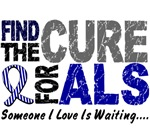 Find The Cure 1 ALS Shirts & Gifts