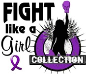 Licensed Fight Like A Girl Lupus T-Shirts and Merc