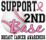 Support 2nd Second Base Collection Breast Cancer