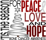 Christmas 1 Bone Cancer Shirts and Gifts