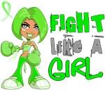 Licensed Fight Like a Girl 42.8 Non-Hodgkin's Lymp