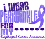 I Wear Periwinkle 6.4 Esophageal Cancer Gifts