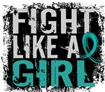 Fight Like a Girl 31.8 PKD Shirts