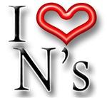 I Heart N Names