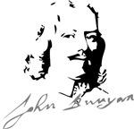 John Bunyan Portrait with Signature
