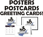 No Child Left Behind, Posters, cards & prints