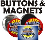 Believe And You Can Include Magnets & Buttons