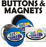 Happiness is Buttons and Magnets