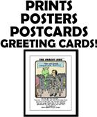 What Planet? Cards, Prints & Posters