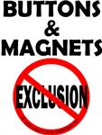 Stop Exclusion Buttons and Magnets