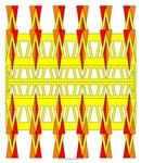 Triangle Glyph 14 V