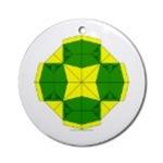 Green Owls Amulet