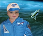 BabyAviator Astronauts