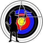 Archery & target 02