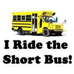 I Ride The Short Bus!