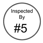Inspected By #5