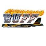 USAF B-52 Flaming BUFF