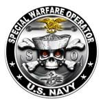 USN Special Warfare Operator Skull SO