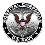 USN Hospital Corpsman Eagle HM