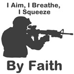 Aim, Breathe, Squeeze